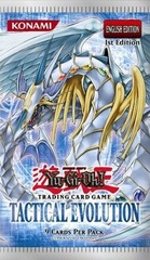 Yu-Gi-Oh Tactical Evolution Unlimited Booster Pack