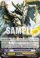 Dignified Gold Dragon - TD08/002EN - TD