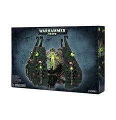 Warhammer 40k Necron Tesseract Vault