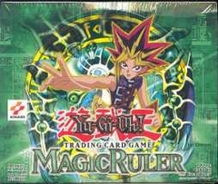 Magic Ruler 1st Edition Booster Box (36 Packs)