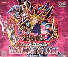Magician's Force 1st Edition Booster Box (36 Packs)