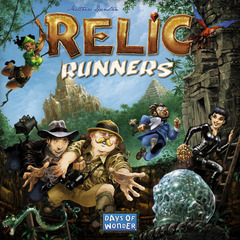 Relic Runners (In Store Sales Only)
