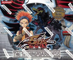Yu-Gi-Oh The Shining Darkness Unlimited Edition Booster Box