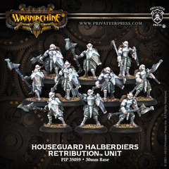 Houseguard Halbrediers