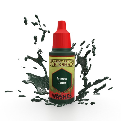 Warpaints: Green Tone Ink 18ml