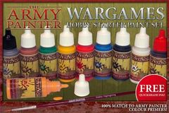 Wargames Hobby Starter Paint Set