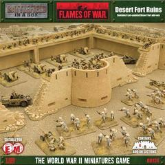 Desert Fort Ruins (limited numbers) BB124