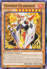 Phoenix Gearfried - LCJW-EN051 - Common - 1st Edition