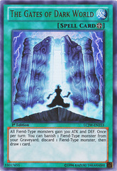 The Gates of Dark World - LCJW-EN253 - Ultra Rare - 1st Edition