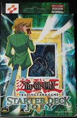 Yu-Gi-Oh Joey 1st Edition Starter Deck