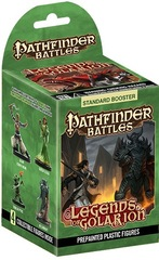 Pathfinder Battles: Legends of Golarion - Booster Pack