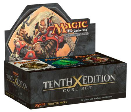 10th Edition Theme Deck - Box of 15 Decks