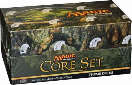 9th Edition Theme Deck - Box of 15 Decks
