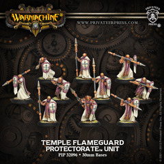 PIP32096 WRM PoM Temple Flameguard Box
