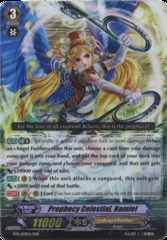 Prophecy Celestial, Ramiel - BT11/001EN - RRR