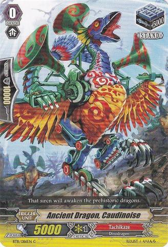 Ancient Dragon, Caudinoise - BT11/086EN - C