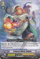 Crimson Witch, Radish - BT11/055EN C on Channel Fireball