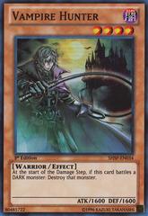 Vampire Hunter - SHSP-EN034 - Super Rare - 1st Edition