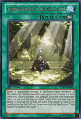 Secret Sanctuary of the Spellcasters - SHSP-EN095 - Rare - 1st Edition