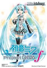 Hatsune Miku: Project Diva F Ver. E Booster Pack on Channel Fireball