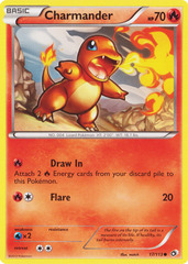 Charmander - 17/113 - Common