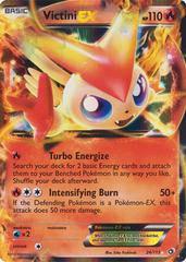 Victini EX - 24/113 - Ultra Rare Holo EX