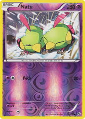 Natu - 55/113 - Common - Reverse Holo