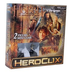 The Hobbit: The Desolation of Smaug HeroClix Mini Game