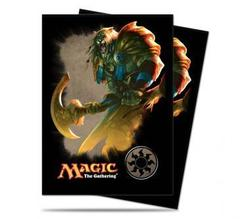 Mana 4 Planeswalker - Ajani Standard Deck Protectors for Magic 80ct on Channel Fireball