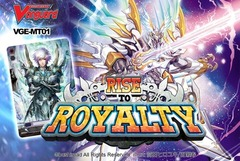 CFV-MT01 Rise to Royalty (English) Cardfight Vanguard Mega Trial Deck