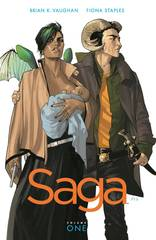 Saga Tp Vol 01 (Aug120491) (Mr)