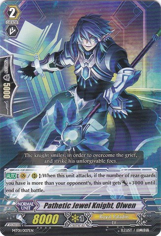 Pathetic Jewel Knight, Olwen - MT01/007EN