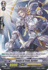 Knight of Truth, Gordon - MT01/008EN - TD on Channel Fireball