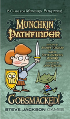 Munchkin Pathfinder: Gobsmacked!