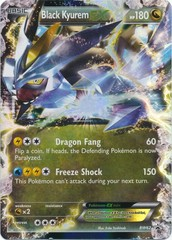 Black Kyurem-EX - BW62 - Promotional on Channel Fireball