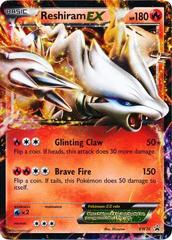 Reshiram-EX - BW36 - Promotional on Channel Fireball