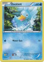 Ducklett - BW17 - Promotional