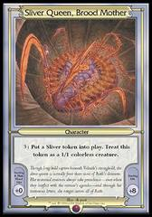 Sliver Queen, Brood Mother MTG Vanguard (Oversized) Card