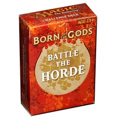 Born of the Gods Challenge Deck: Battle the Horde