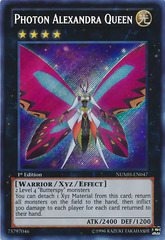 Photon Alexandra Queen - NUMH-EN047 - Secret Rare - Unlimited