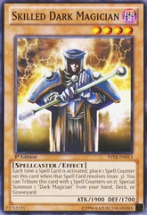 Skilled Dark Magician - YSYR-EN013 - Common - 1st Edition