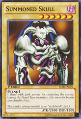 Summoned Skull - YSYR-EN004 - Common - 1st Edition
