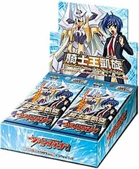 Cardfight!! Vanguard VGE-BT10 Triumphant Return of the King of Knights Booster Box