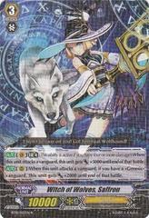 Witch of Wolves, Saffron - BT10/027EN - R
