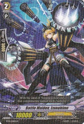 Battle Maiden, Izunahime -BT10/028EN - R