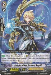 Knight of Far Arrows, Saphir - BT10/054EN - C