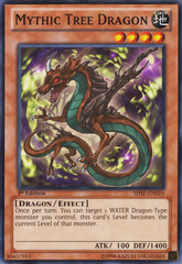 Mythic Tree Dragon - SHSP-EN010 - Common - Unlimited Edition