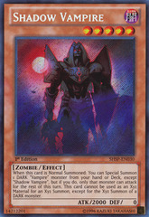 Shadow Vampire - SHSP-EN030 - Secret Rare - Unlimited Edition