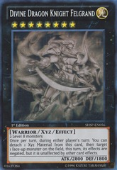 Divine Dragon Knight Felgrand - SHSP-EN056 - Ghost Rare - Unlimited Edition