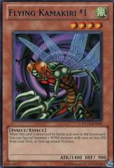 Flying Kamakiri #1 - Blue - DL13-EN003 - Rare - Unlimited Edition on Channel Fireball